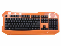High End Computer Keyboard, Colorful Case (KB-026)