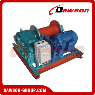 DS-JM1A 1000kg 1Ton Slow Building Electric Windlass para mover com CE Aprovação