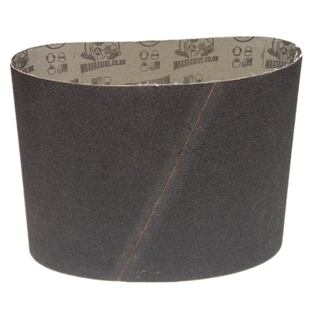 Emery cloth belt sanding belt for glass and rubber