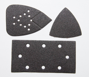 Triangle Hook & Loop Paper Sanding Discs