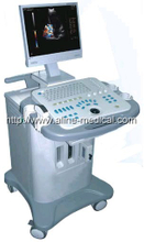 Color Doppler ultrasonic diagnostic system