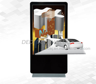 Dedi Naked Eye 3D LCD Digital Signage for Shopping