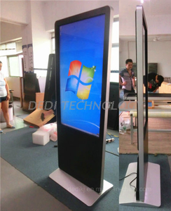 Dedi 43-Inch HD LCD LED Android WiFi Network Floor Standing Advertising Player Digital Signage