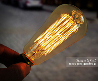 2016 Best Sellers Loft Cage Filament Pendant Aged Steel Vintage Industrial Indoor Pendant Light with E27 Edison Bulb