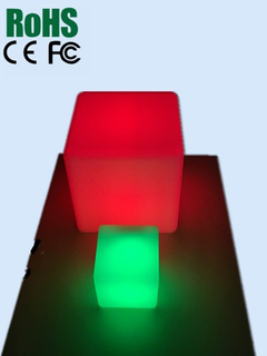 Bar Party Led Cube Flash Light for Festivel/ Holiday/ Wedding/Propose
