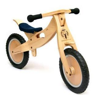 Wooden Toys Bicycle
