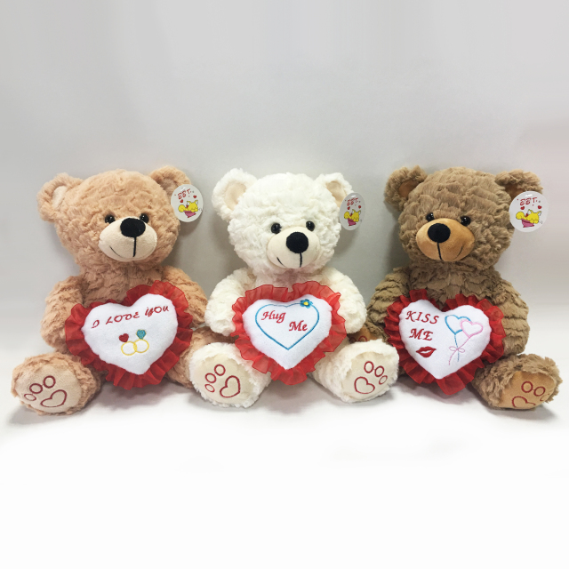 Soft Material Plush Stuffed Funny Custom Teddy Bears