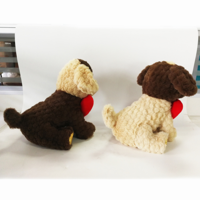 High Quality Children Baby Cute Plush Dog Toy