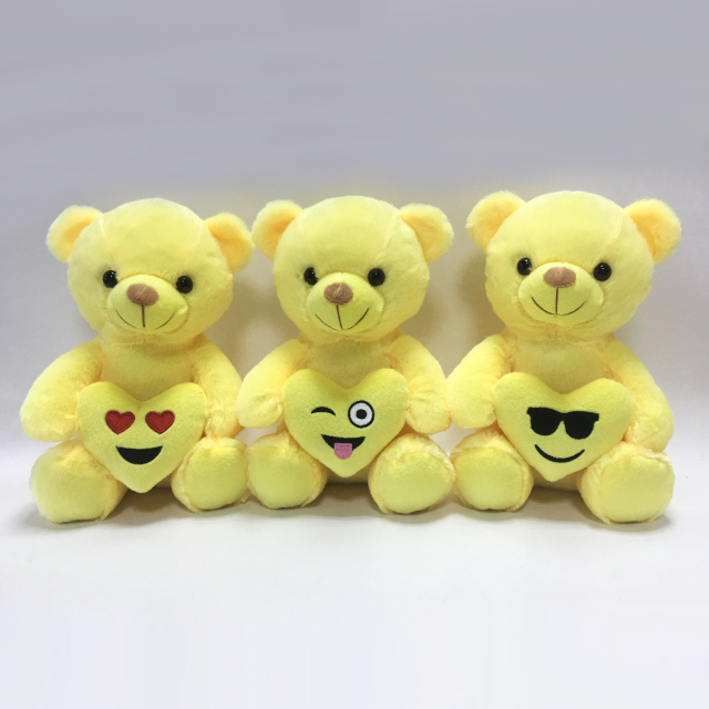 Sweet Lover Teddy Bears Valentines Plush Toys