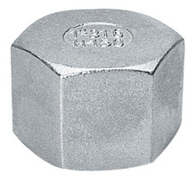Stainless Steel 3000PSI High Pressure Hexagon Cap