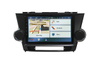 "Android 2013 Toyota Highlander Car Dvd Players 12.5""Anti-Glare Or Anti-Glare DVR /3G/AUX"
