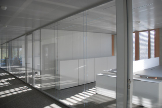 Fire Resistant Glass Partition Wall