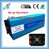 12V 24V 3000Watt Pure sine wave inverter 3000w dc ac inverter with ups charger