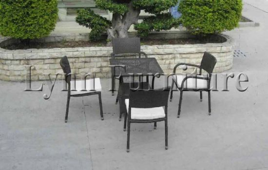 Garden Chair and Table Set (GS556)