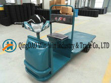 Electric Warehouse Trolley Wheel Rubber Wheel