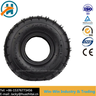 3.50-4 Pneumatic Wheel Tire for Trolley