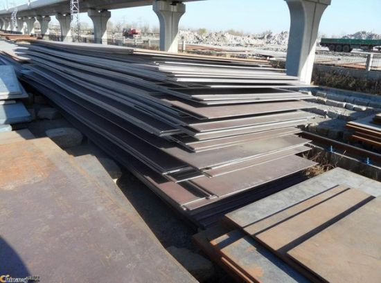 High Strength Low Alloy Abrasion Resistant Steel Plates