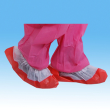 PP+CPE waterproof shoe cover