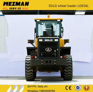 Brand New Construction Machine LG936L Made by Volvo China Factory