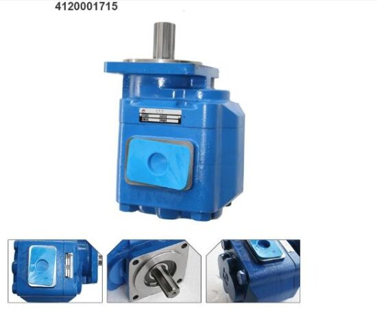 4120001715 Gear Pump for Sdlg Wheel Loader LG936 Spare Parts