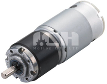 32mm DC Planetary Gearmotor Powder Metallurgy Big Torque