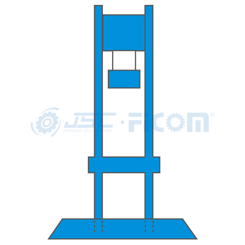 HPB-530/HPB-1500 Hydraulic Press