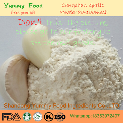2018 Air Dried Garlic Powder 100-120mesh