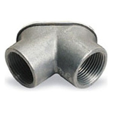 Pull Elbow Thread Type for IMC/Rgd Conduit