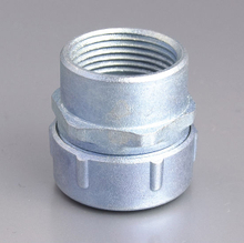Plum Type Female Flexible Conduit Connector