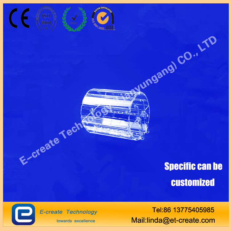 Quartz boat, quartz carrying boat, the proliferation of silicon wafers with quartz