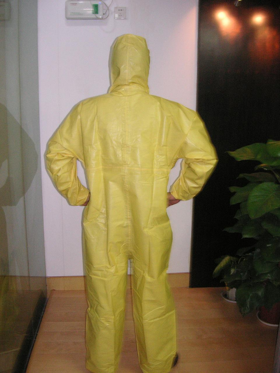 PP With PE Coating Coverall (CV-06)