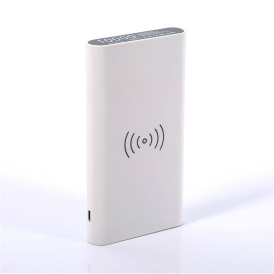 Wireless Charger Power Bank Manual