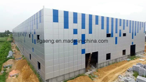 Moisture Proof Quickly Erectable Warehouse Building