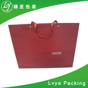Factory Price Colorful China Gift Paper Bag Manufactures