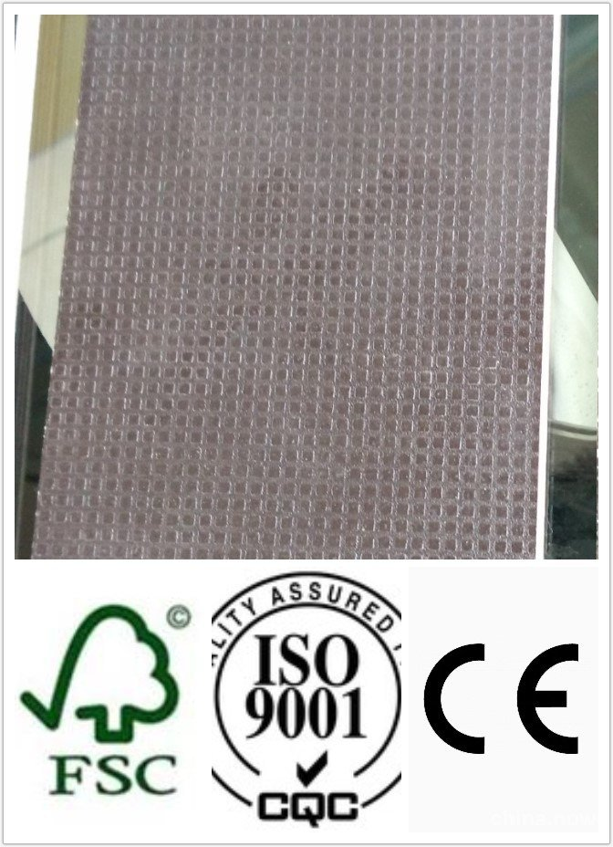 High Quallity Anti-Slip Film Faced Plywood 1220*2440mm