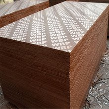 Marine Film Faced Plywood/Shuttering Plywood/Construction Plywood for Concrete