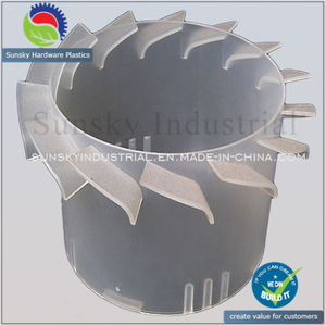 Plastic Injection Molded Component (PL18014)