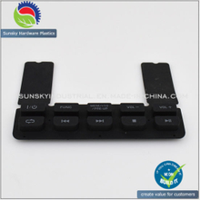 CNC Silicone Rubber Rapid Prototype for Key Pad Press (PR10071)