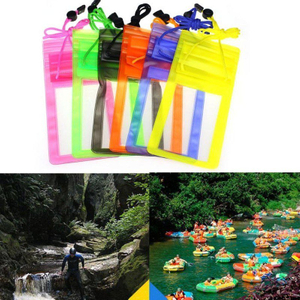 Summer Product Waterproof Phone Bag for iPhone/Samsung/Huawei/Xiaomi 4.4 Inch