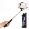 Portable Mini Selfie Stick Extendable Foldable Pocket Size Monopod with Wired with Shutter Button