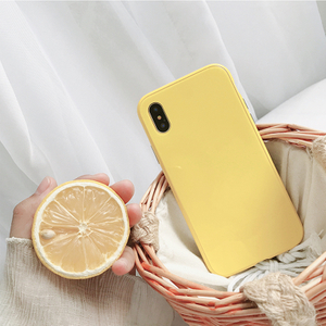 Colorful Hot Macaron Paint Magnetic Flip Bumper Phone Case with Tempered Glass Case for IPhone X Magnet Phone Case for IPhone