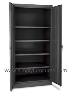 heavy gauge warehouse garbage cupboard