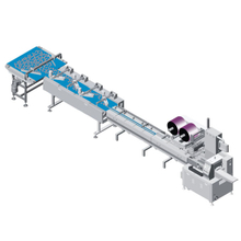 Automatic Packing Line for Candy kind products