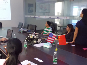 Ultrasonic Series manufacturer-Dongguan SWT Eelctronics Co.,Ltd-American Customer Audit