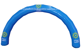 RB21016(6ml)Inflatable Commercial Promotion Arch, Inflatable Customized High Quality Arch