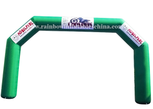 RB21037(12x6m) Inflatable Entrance Arch/Inflatable Customized Arch for Activity