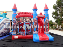 RB2015-2(4.5x5m )Inflatable Avengers Bouncer for sale