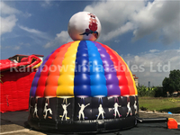 Outdoor Commercial Children's Dancing Inflatable Bouncers