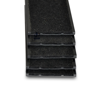 Aluminum Anti-skid Stair Treads MSSNC-24