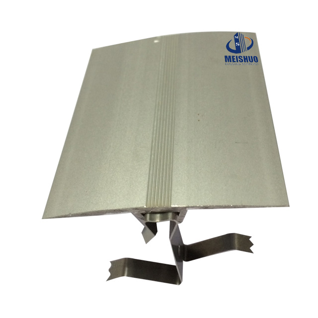 Aluminum Wall Expansion Joint Cover MSNHJ